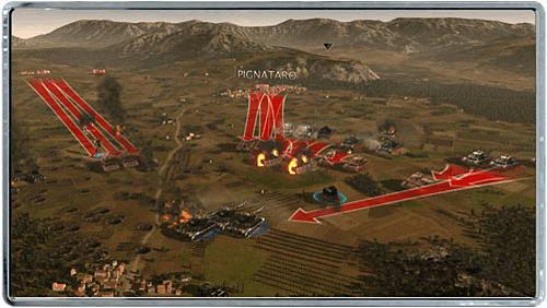 RUSE on Xbox 360