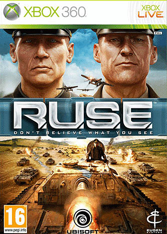 RUSE on Xbox 360