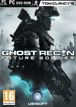 Tom Clancy's Ghost Recon: Future Soldier PC Games and Downloads Cover Art