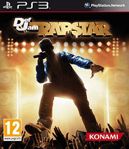 Def Jam Rapstar PlayStation 3 Cover Art