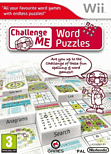 Challenge Me: Word Puzzles Wii