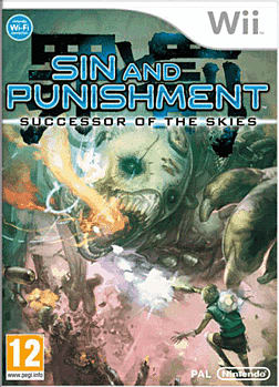 Sin and Punishment 2: Successor of the Skies Wii