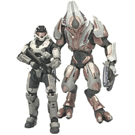 Halo Reach Noble 6 & Elite Double Pack Toys and Gadgets