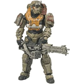 Halo Reach Jorge Action Figure Toys and Gadgets
