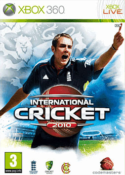 Cricket 2010 Xbox 360