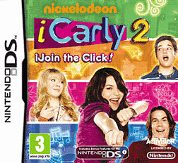 iCarly 2 DSi and DS Lite