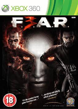 F.E.A.R 3 Xbox 360 Cover Art