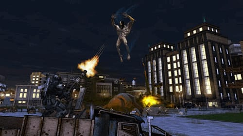 Play Crackdown 2 Pc
