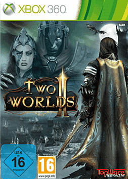 Two Worlds II Xbox 360 Cover Art