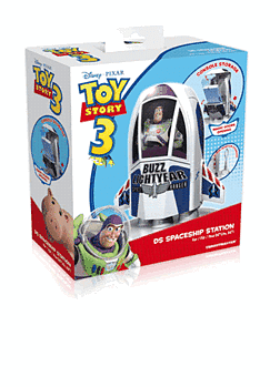 Toy Story 3 Spaceship DS Charger Accessories