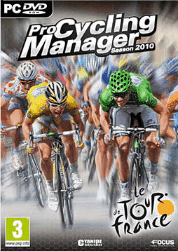 Pro Cycling Tour Manager 'Tour de France 2010' PC Games and Downloads Cover Art