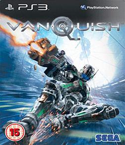 Vanquish Steelbook Edition PlayStation 3