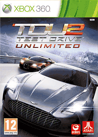Test Drive Unlimited 2 on Xbox 360