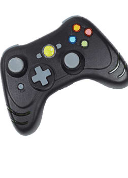 Xbox 360 Wildfire Wireless Controller - Black Accessories