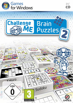 Challenge Me: Brain Puzzles 2 PC Games Cover Art