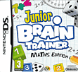 Junior Brain Trainer Maths Edition DSi and DS Lite