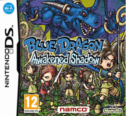 Blue Dragon: Awakened Shadow DSi and DS Lite Cover Art