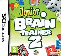 Junior Brain Trainer 2 DSi and DS Lite