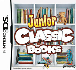 Junior Classic Books NDS Cover Art