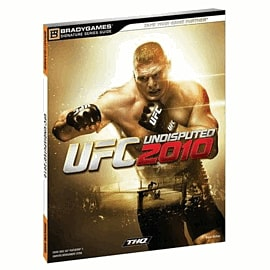 UFC Undisputed 2010 Strategy Guide Strategy Guides and Books