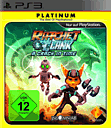 Ratchet & Clank: A Crack in Time Platinum PlayStation 3