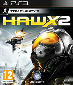 Tom Clancy's HAWX 2 PlayStation 3 Cover Art