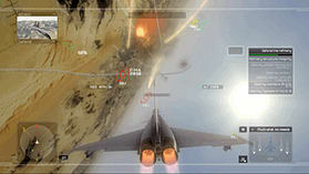 Tom Clancy's HAWX 2 screen shot 3