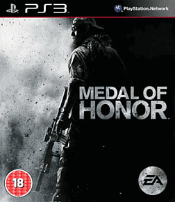 Medal of Honor PlayStation 3 Cover Art