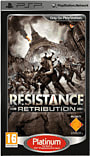 Resistance Retribution Platinum PSP