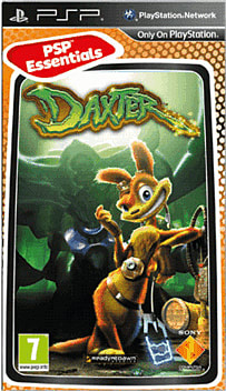 Daxter (PSP Essentials) PSP Cover Art