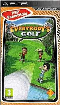 Everybodys Golf (PSP Essentials) PSP