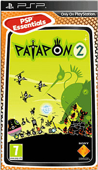 Patapon 2 (PSP Essentials) PSP Cover Art