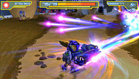 Ratchet & Clank: Size Matters (PSP Essentials) screen shot 3