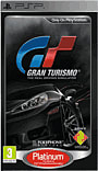 Gran Turismo Platinum PSP