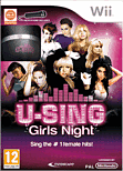 U-Sing: Girls Night (with Microphone) Wii