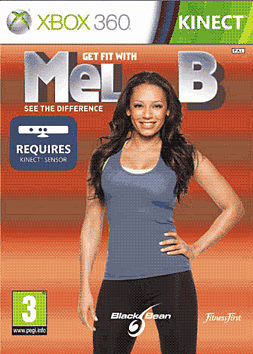 Totally Fit Mel B (Kinect compatible) Xbox 360 Kinect