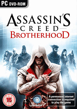 Assassins Creed: Brotherhood PC Games and Downloads Cover Art