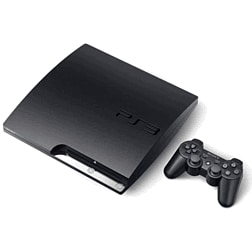 Sony PlayStation 3 250GB Slim Console Console