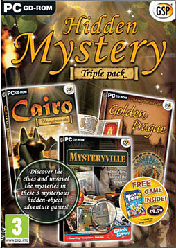 Hidden Mysteries Triple Pack PC Games and Downloads Cover Art