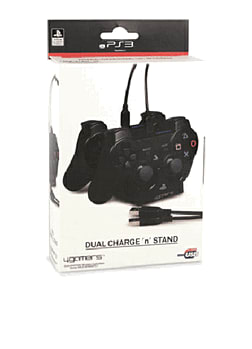 Sony Playstation 3 Dual Charge'N'Stand Accessories