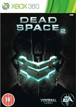 Dead Space 2 Xbox 360 Cover Art