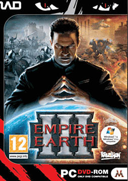 Empire Earth III PC Games and Downloads Cover Art