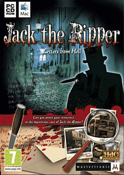 Jack the Ripper PC Games and Downloads Cover Art