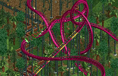 Rollercoaster Tycoon 2 Deluxe screen shot 2