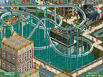 Rollercoaster Tycoon 2 Deluxe screen shot 4