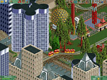 Rollercoaster Tycoon 2 Deluxe screen shot 5