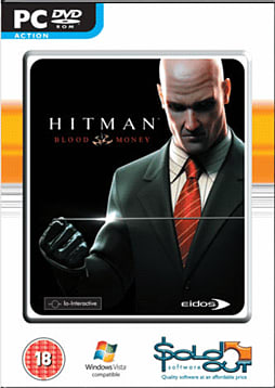 Hitman: Blood Money PC Games and Downloads Cover Art