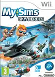 MySims SkyHeroes Wii