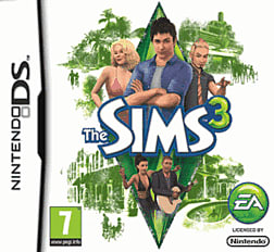 The Sims 3 DSi and DS Lite
