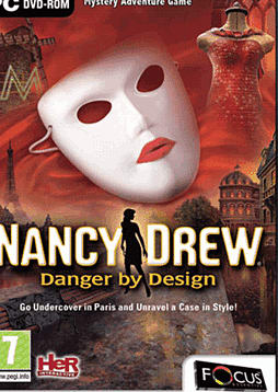 Nancy Drew: Danger by Design PC Games and Downloads Cover Art